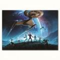 Плакаты Star Trek
