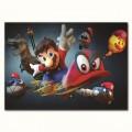 Плакаты Super Mario