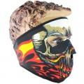 Неопреновая маска Адский гонщик