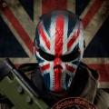 Маска Британского пехотинца