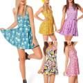 Платье Время приключений (Adventure time)
