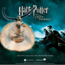 Кулон-подвеска говорящая распределяющая шляпа из Гарри Поттера (Harry Potter)