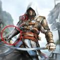 Клинок Эдварда Кенуэй (Ассасин крид 4) Assassin creed