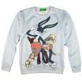 Свитшот кролик Багз Банни с крольчихой (bugs bunny)