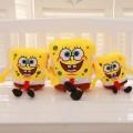 Мягкая игрушка Губка Боб (Спанч Боб) квадратные штаны (3 варианта)
