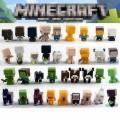 Набор фигурок Майнкрафт (minecraft)