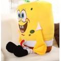 Большая мягкая игрушка Губка Боб (Спанч Боб) квадратные штаны