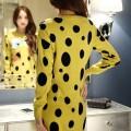 Платье-свитер со Спанч Бобом (Губка Боб)