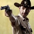 Кулон револьвер Рика из Ходячих мертвецов (Walking Dead)