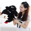 Мягкая игрушка дракон Беззубик (Как приручить дракона) сидящий