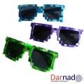 Пиксельные очки Майнкрафт (Minecraft)