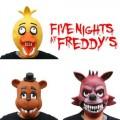 Маски 5 ночей с Фредди (3 варианта)
