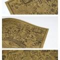 Плакат Карта мира Гарри Поттера Harry Potter