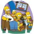 Свитшот с Симпсонами (Simpsons)