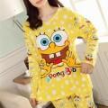 Пижама со Спанч Бобом (Губка Боб) женская