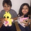 Плюшевые игрушки Аниматроники 5 ночей с Фредди (6 вариантов)
