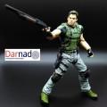 Фигурка Крис Рэдфилд из Resident evil 5 (Обитель зла)