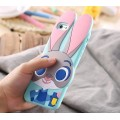 Чехол с зайцем из Зверополиса на телефон iphone