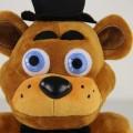 Мягкая игрушка медведь Фредди из 5 ночей с Фредди
