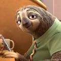 Мягкая игрушка ленивец Блиц из мультфильма Зверополис