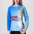 Свитшот-кофта Джейк и Финн из Время приключений (Adventure time)
