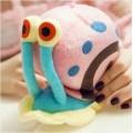 Мягкая игрушка Улитка Гэри из Спанч Боба (Губки Боба)