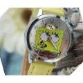 Часы со Спанч Бобом (Губка Боб)