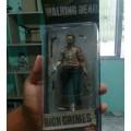 Подвижная фигурка Рика Граймса из Ходячих мертвецов (Walking Dead)