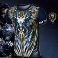 Футболка Alliance. World of Warcraft