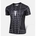 Футболка Человек-паук. Black