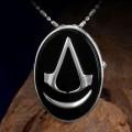 Брошь-кулон Assassins Creed (серебро)