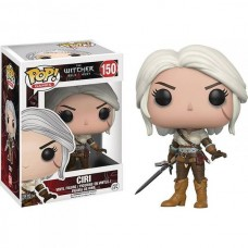 Фигурка Funko Pop! Ciri. The Witcher
