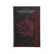 Журнал Supernatural: JOIN THE HUNT