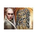 Кольцо Лихолесье Mirkwood The Hobbit (серебро)