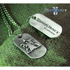Армейский жетон (Dog Tag) Terran / Protoss / Zerg Military