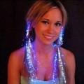 Светящиеся вставки для волос