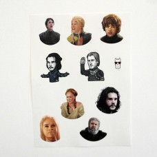 Стикерпак Game of Thrones