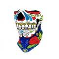Ветрозащитная маска Skull #4
