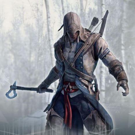 Топор (Томагавк) Коннора из вселенной Assassin's Creed III ... | 467x467